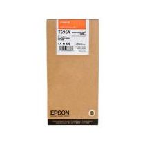 Epson Orange T596A UltraChrome HDR 350 ml