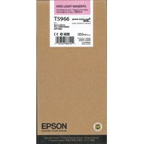 Epson Vivid Light Magenta T5966 UltraChrome HDR 350 ml