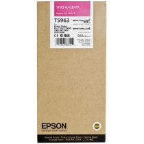 Epson Vivid Magenta T5963 UltraChrome HDR 350 ml