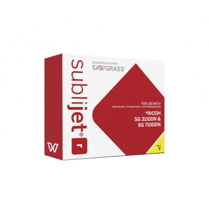 SubliJet-R SG 3110DN/SG 7100DN Yellow 29 ml