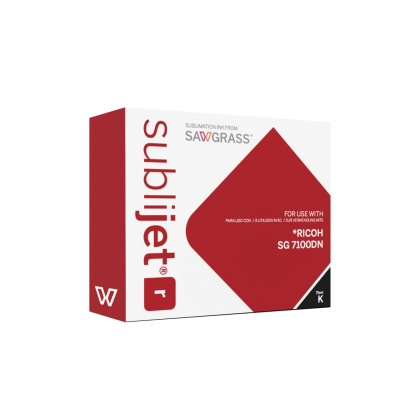 SubliJet-R SG 7100DN Ext Black, 75ml High capacity