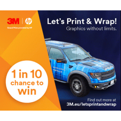 LET'S PRINT & WRAP - Graphics without limits.