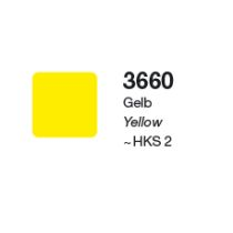 XF3 3660 Matte Yellow