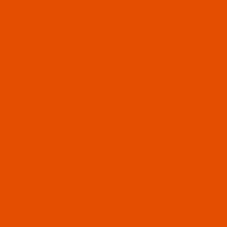 100-14 Glossy Bright Orange 122 cm x 50 m