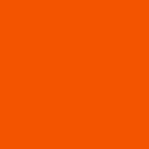 100-2434 Glossy Signal Orange 122 cm x 25 m