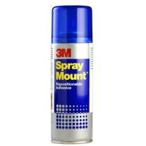 3M™ SprayMount™ tarraliima 400 ml