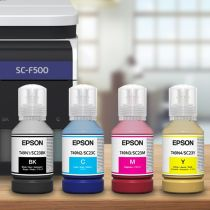 Epson Dye Sublimation Yellow SC-F500 & F100 140mL