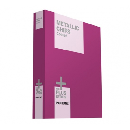 Pantone METALLICS CHIP BOOK