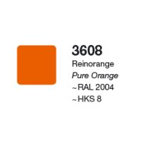 XF3 3608 Matte Pure Orange