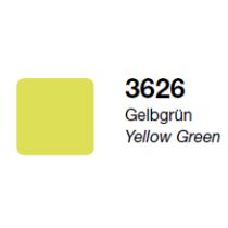 XF3 3626 Yellow Green